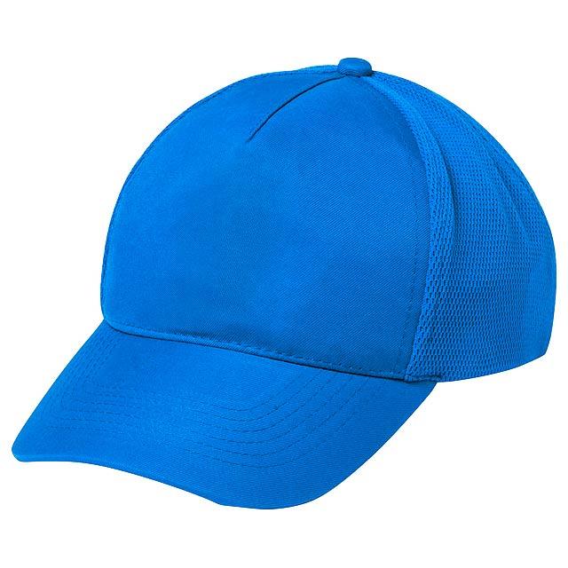 Karif baseballová čepice - nebesky modrá