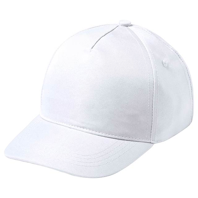 Modiak baseballová čepice pro děti - bílá