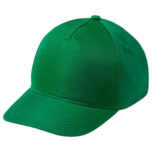Modiak baseballová čepice pro děti - zelená