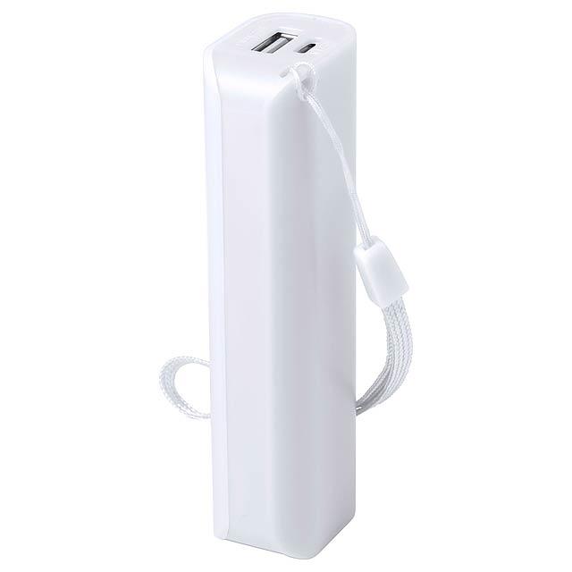 Boltok USB power banka - biela