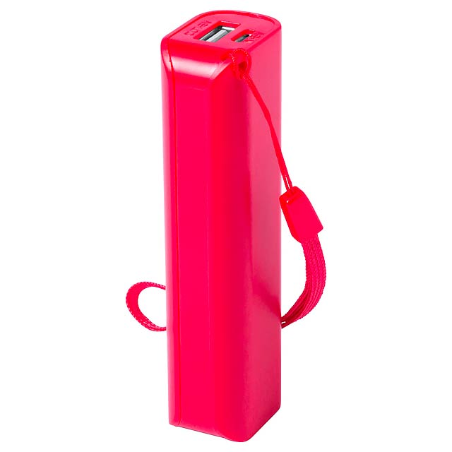 Boltok USB power banka - červená