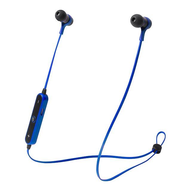 Mayun bluetooth sluchátka - modrá