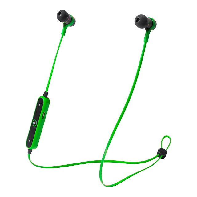 Mayun bluetooth sluchátka - zelená