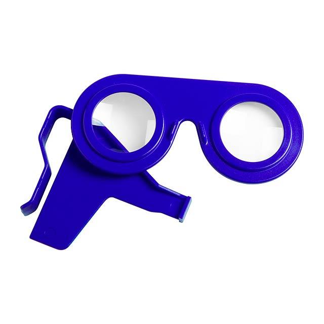 Bolnex brýle pro virtuální realitu - modrá
