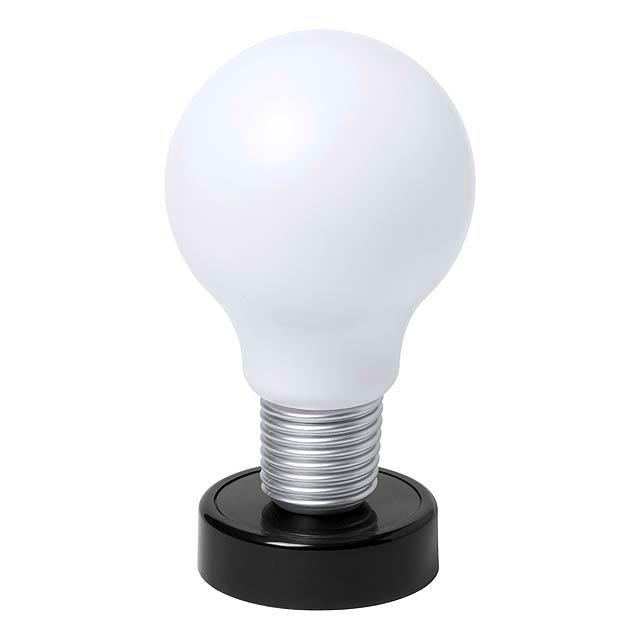 Slanky stolní lampička - černá