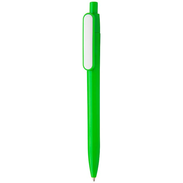 Banik kuličkové pero - zelená