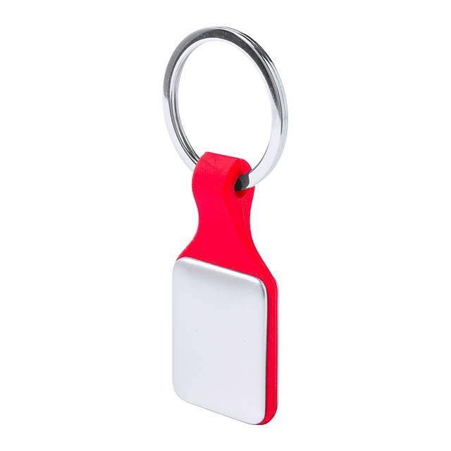 Kaelis přívěšek na klíče - červená