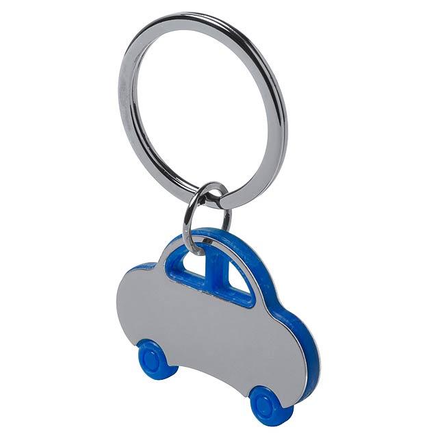 Rader přívěšek na klíče - modrá