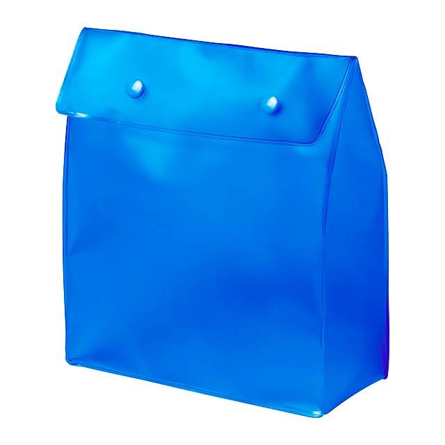 Claris kosmetická taška - modrá