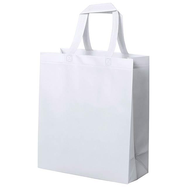 Kustal nákupní taška - bílá
