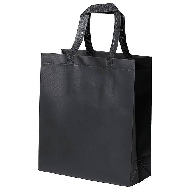 Kustal nákupní taška - černá