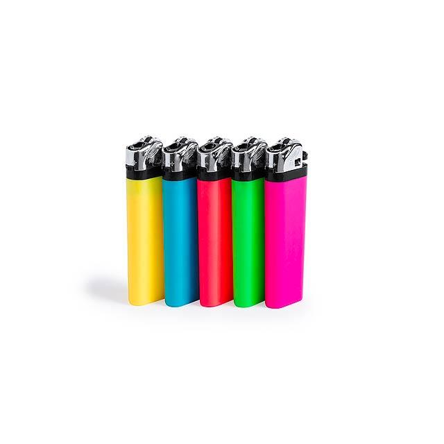 Fenick zapalovač - multicolor