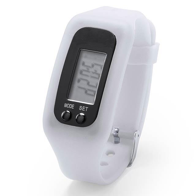 Drogon hodinky - biela
