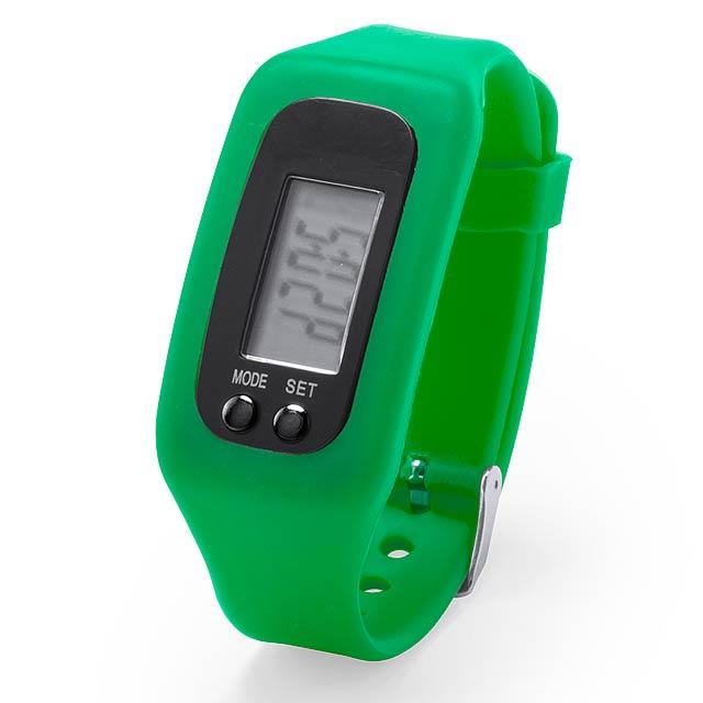 Drogon hodinky - zelená