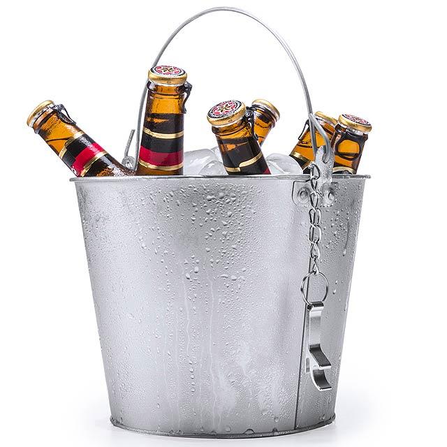 Blake kbelík na led - stříbrná