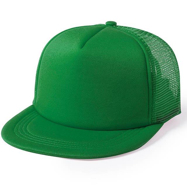 Yobs baseballová čepice - zelená