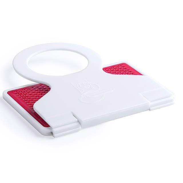 Marsal držák nabíječky na mobil - červená