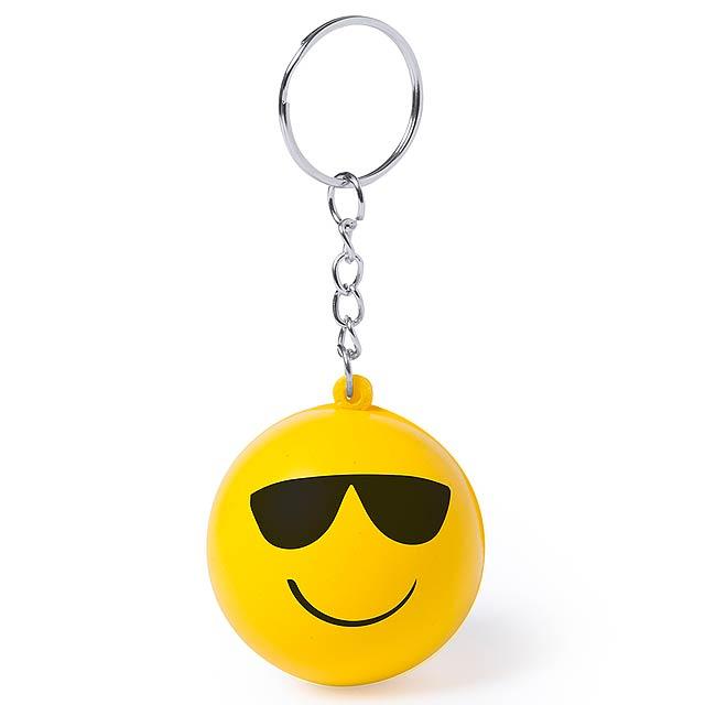 Shirley antistresový přívěšek na klíče - multicolor