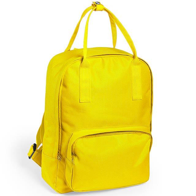 Soken batoh - žlutá