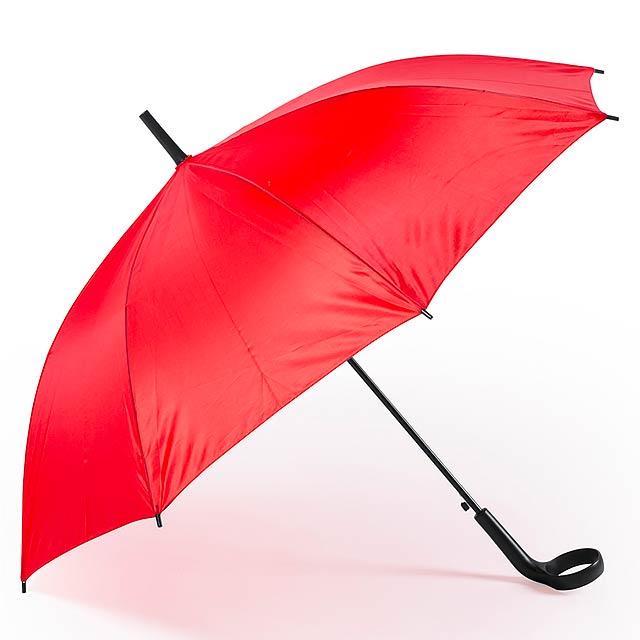 Briam deštník - červená
