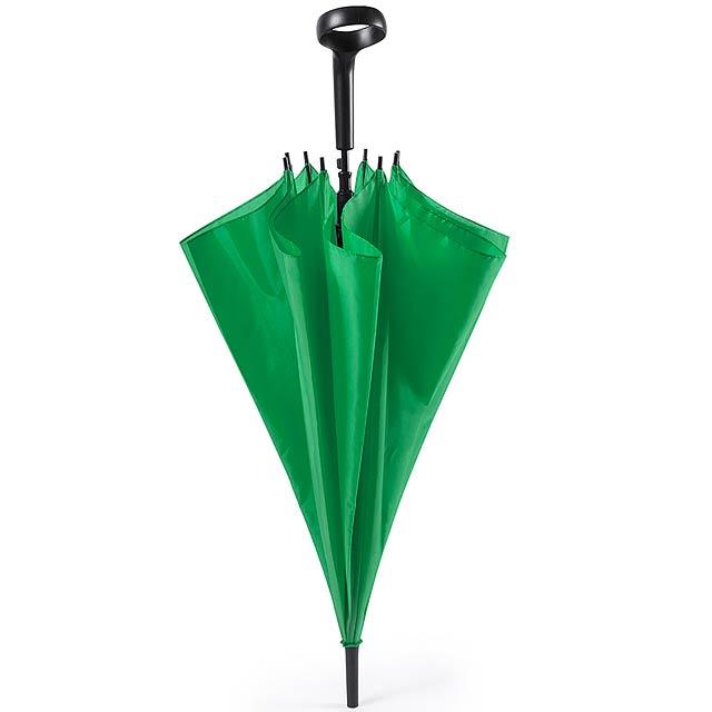 Briam deštník - zelená