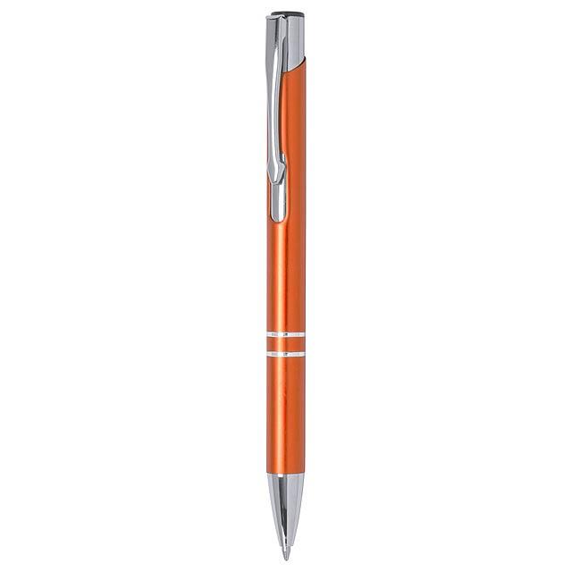 Trocum kuličkové pero - oranžová
