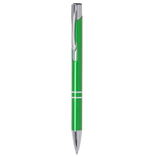 Trocum kuličkové pero - zelená