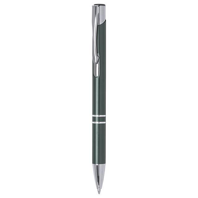 Trocum kuličkové pero - šedá