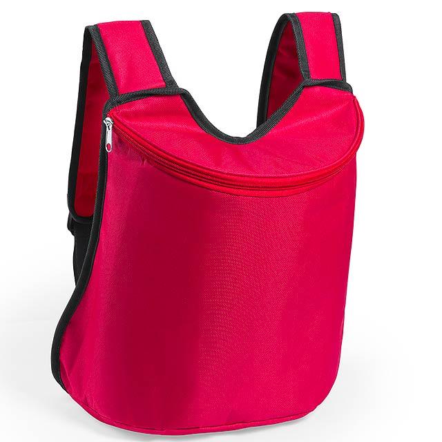 Polys chladící batoh - červená