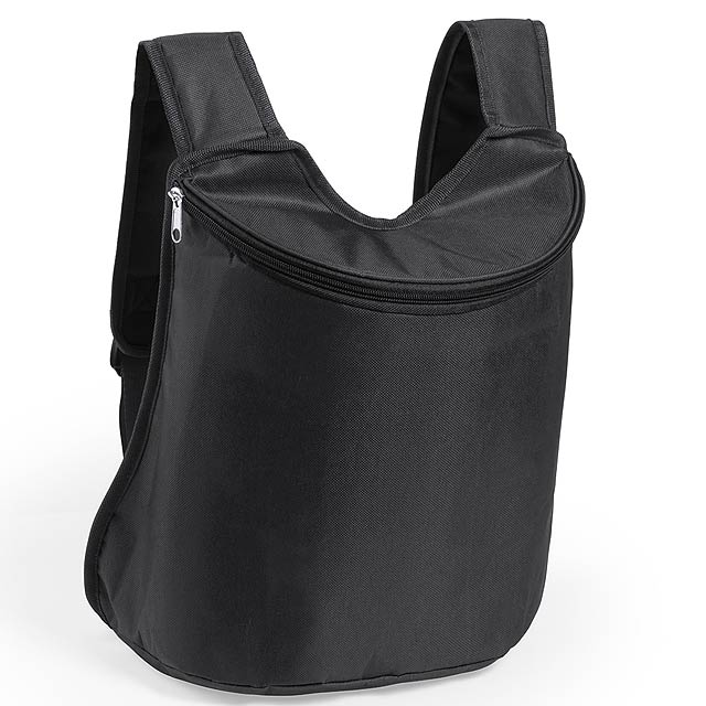 Polys chladící batoh - černá