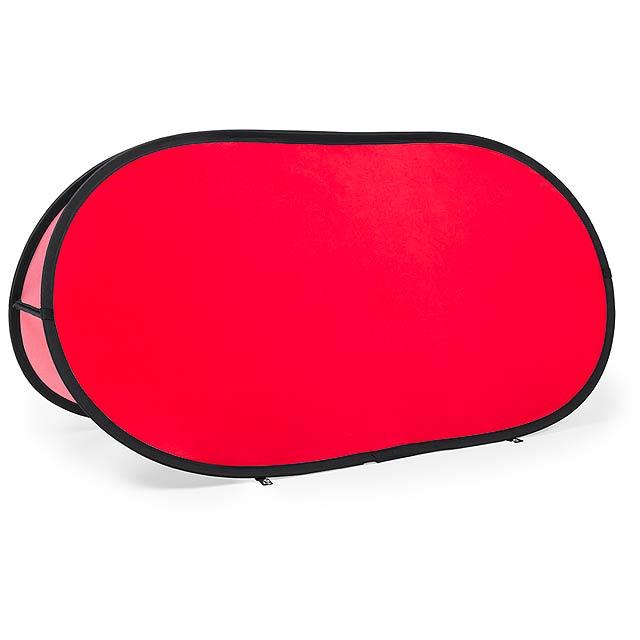 Seincop banner - červená