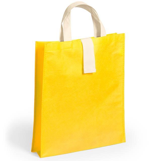 Blastar skládací nákupní taška - žlutá