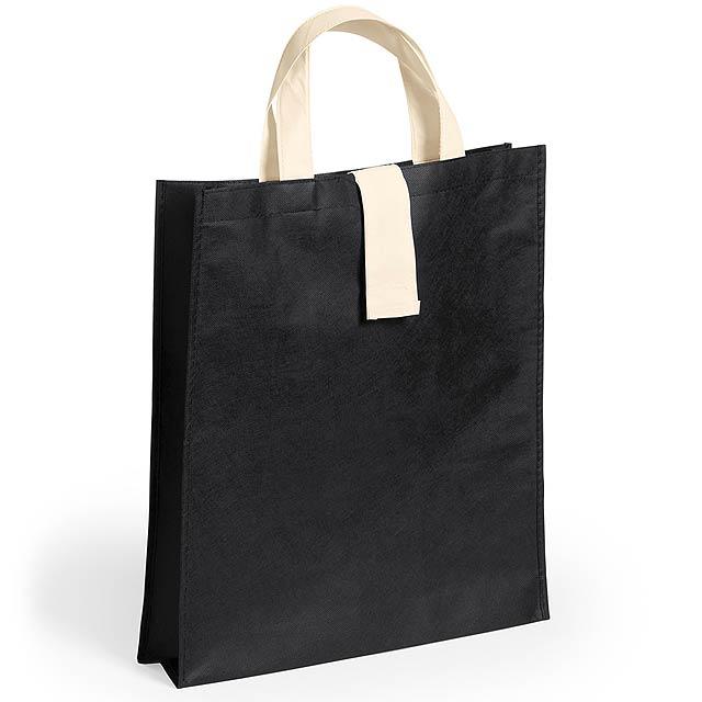 Blastar skládací nákupní taška - černá
