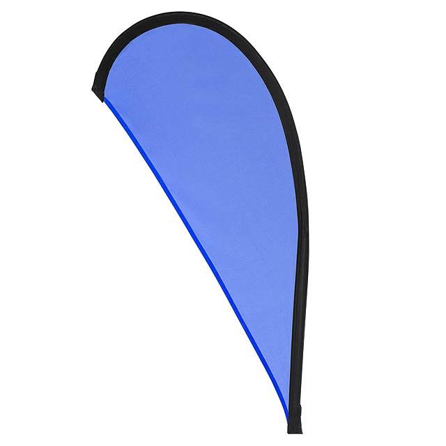Heldex vlajka - modrá