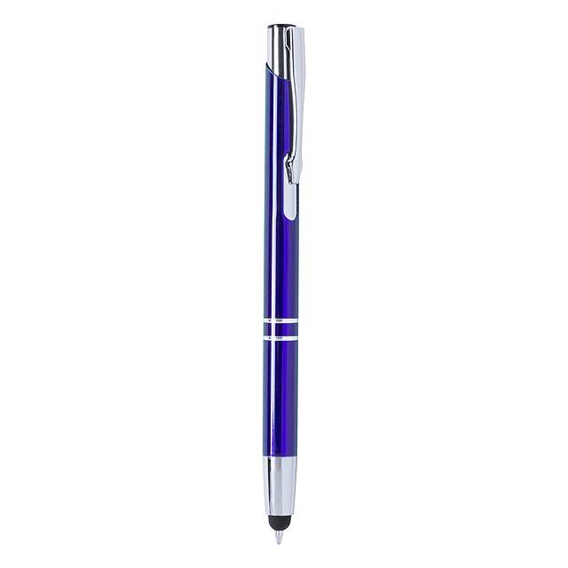 Mitch kuličkové pero - modrá