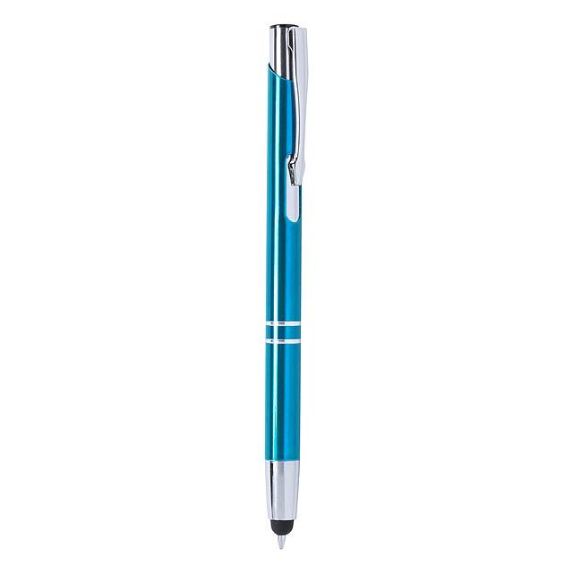 Mitch kuličkové pero - nebesky modrá