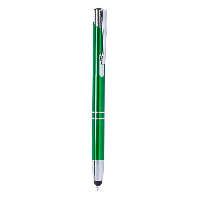 Mitch kuličkové pero - zelená