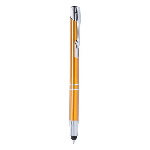 Mitch kuličkové pero - zlatá