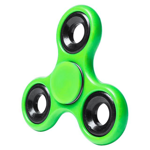 Zairem spinner - zelená