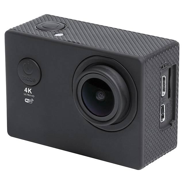 Garrix kamera - černá