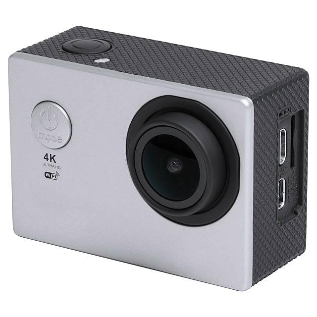 Garrix kamera - šedá