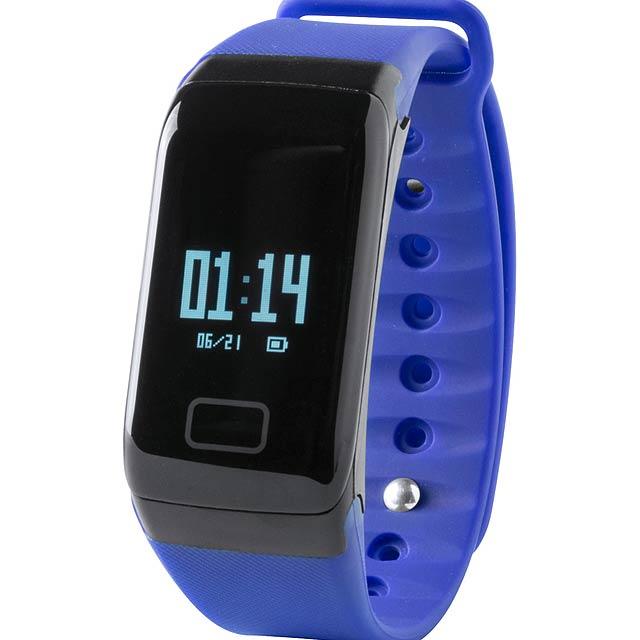 Shaul chytré hodinky - modrá