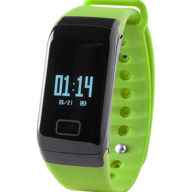 Shaul chytré hodinky - citrónová - limetková