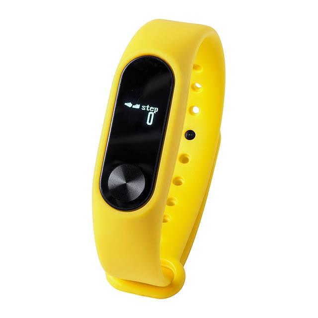 Beytel chytré hodinky - žlutá