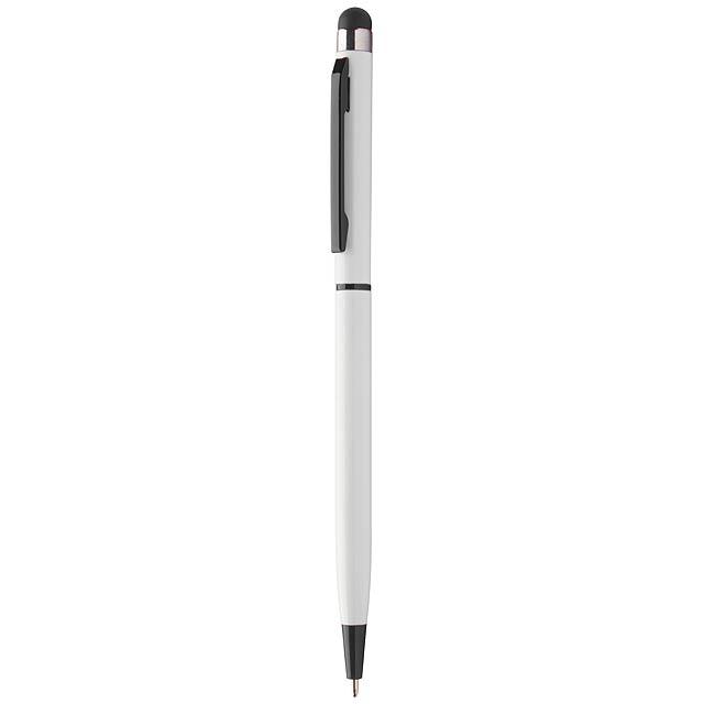 Duser dotykové kuličkové pero - černá