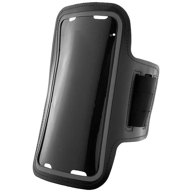 Kelan obal na mobil na paži - černá