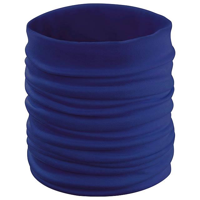 Holiam víceúčeelový šátek - modrá