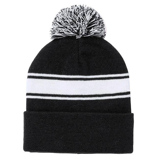 Baikof zimní čepice - černá