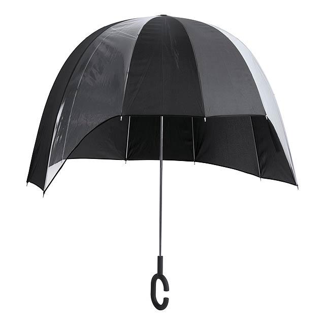 Babylon deštník - černá