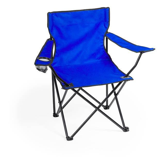 Bonsix křeslo - modrá